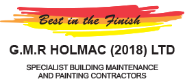 G.M.R. Holmac - Specialist Building Maintenance and Painting Contractors
